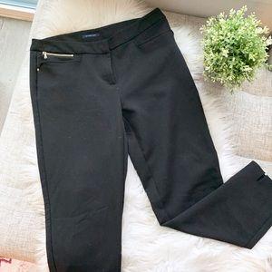 Jones New York Tapered Leg Dress Pants | 4
